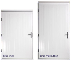 Hollybush Buildings Personnel Doors