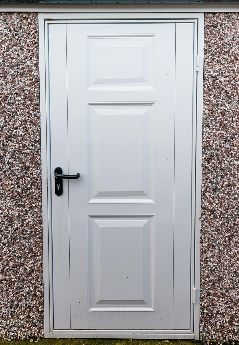 Hollybush Buildings Personnel Doors