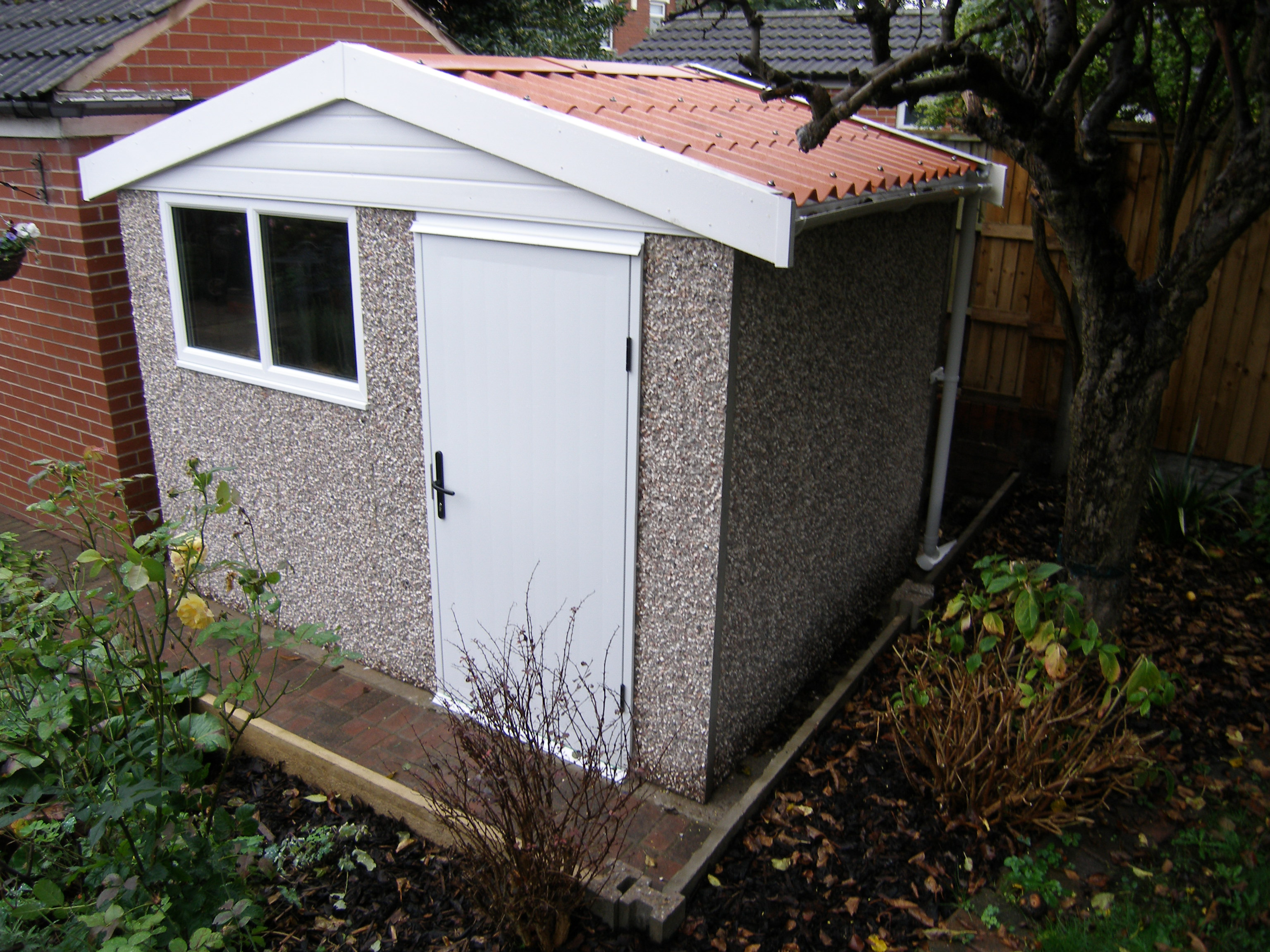 SPAR APEX 15 SHED